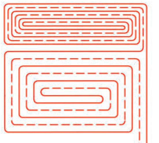 Fußbodenheizung mäandernd oder bifilar - SBZ Monteur